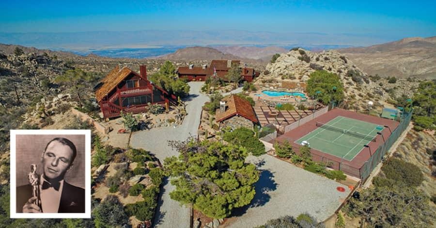 Frank Sinatra S Desert Hideaway Quot Villa Maggio Quot